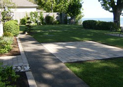 Bunting Gardens landscaping